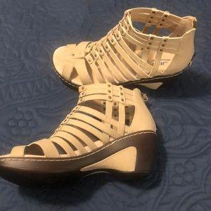 Jambu wedge sandals